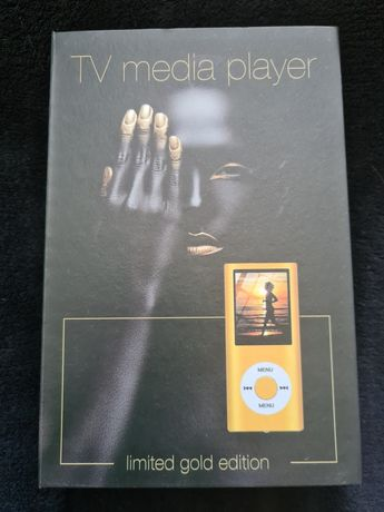 TV media player, MP4 limited gold edition