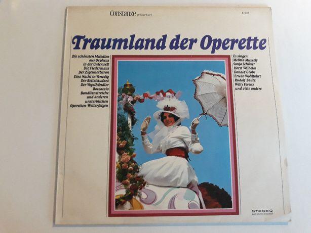 Płyty winylowe: Traumland Der Operette, Giuseppe Verdi - La Traviata