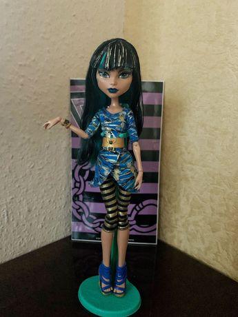 Оригинальная кукла Монстер Хай Клео де Нил Picture Day.