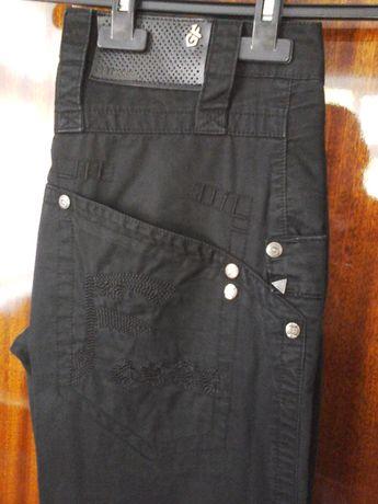 Джинси готичні чорні, розмір 31