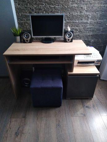 Biurko  nowe i drukarka pufa