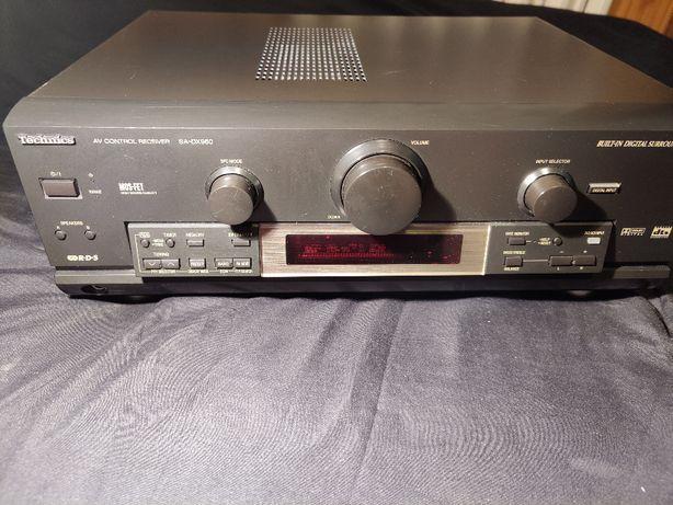 Amplituner Technics SA-DX 950