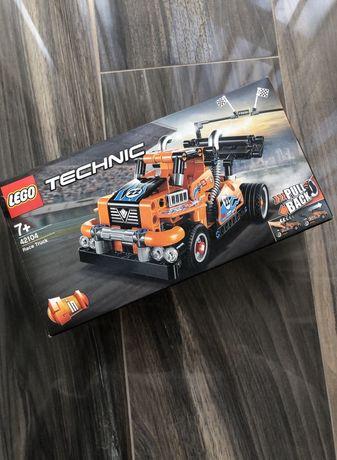 Lego technic  42104 грузовик / спортивна  машина конструктор
