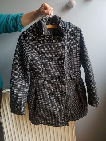 Płaszcz dziewczęcy zimowo jesienny