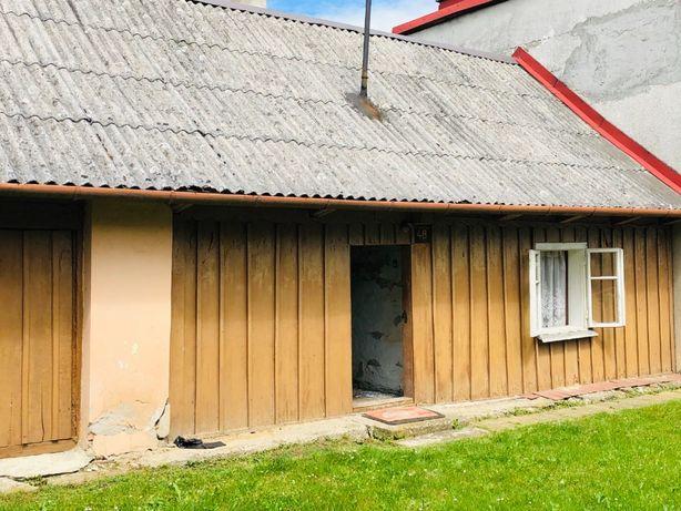 Dom drewniany do rozbiórki lub przeniesienia