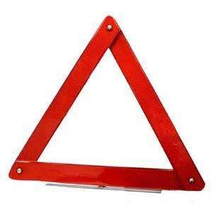 triangulo sinalizaçao