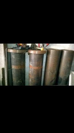 Tubos em ferro rectificados