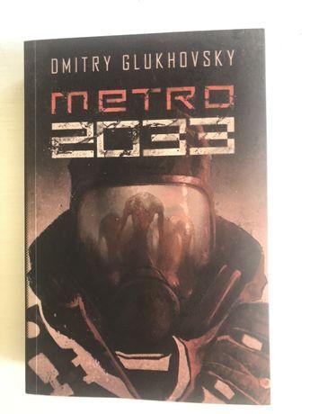 Dimitry Glukhovsky - Metro 2033 (Nowa)