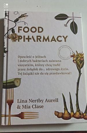 Food pharmacy - poradnik, książka kucharska