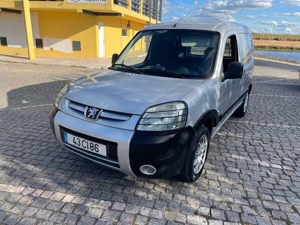 Peugeot Partner 2.0 Hdi | Renforcé