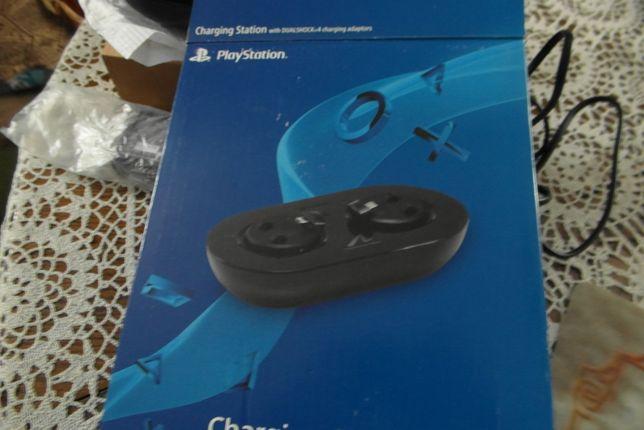 Oryginalna ładowarka dla dwóch padów do PS4