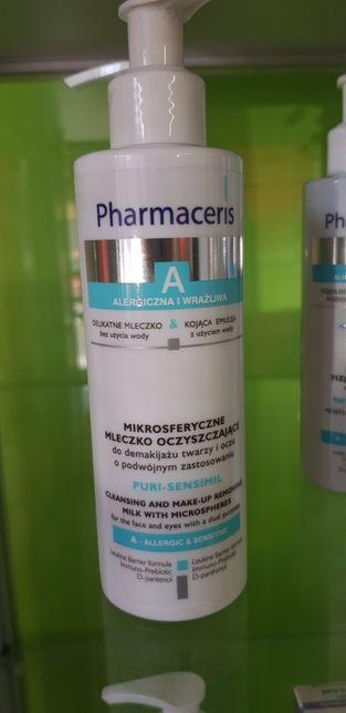 Pharmaceris Mikrosferyczne mleczko do demakijażu :) Nowy! Tanio!