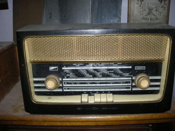 Radio lampowe Calipso grające