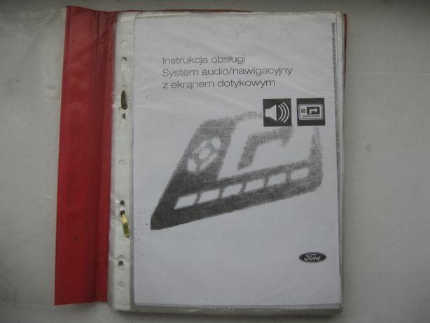 FORD MONDEO III instrukcja obsługi nawigacji PL