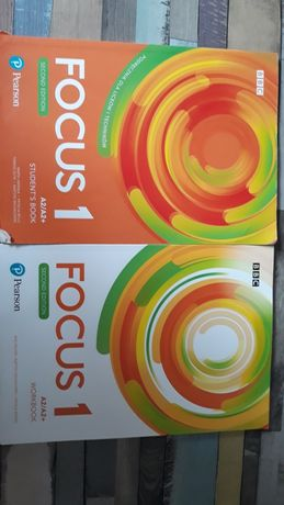 Focus 1 podrecznik i ćwiczenia