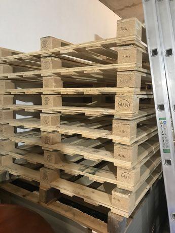Paletes madeira