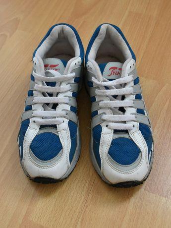 Buty sportowe dla chłopca, adidasy, r. 35, dłg. wkł. 22 cm, firma Nake
