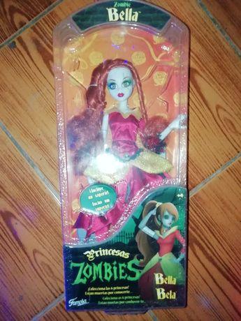 Bonecas Princesas Zombies NOVAS
