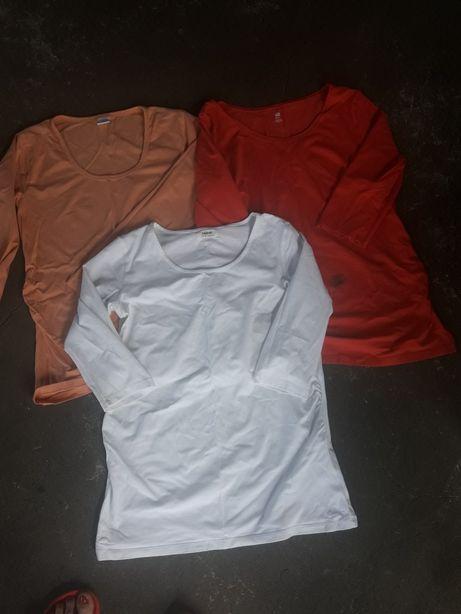 bluzeczki ciążowe