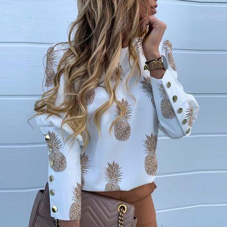 Elegancka koszula  z guzikami