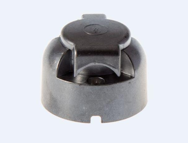 Ficha Fêmea 7 pins 12v Alumínio - Ref.025002
