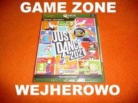 Just Dance 2021 Xbox One + S + X = PŁYTA PL Wejherowo = Kinect 2.0