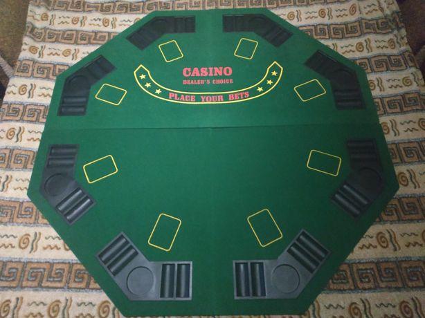 Стол для покера- столешница.