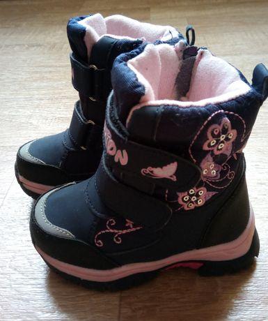 Детские зимние сапожки, Зимние ботинки,