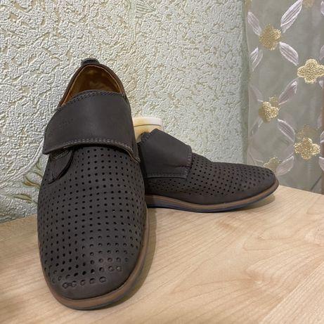 Туфли в сеточку