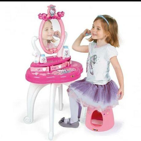 Туалетный столик Дисней Принцесса Hello Kitty 2 в 1 Smoby 320239