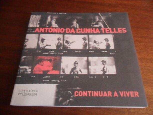 """""""António da Cunha Telles - Continuar a Viver"""" de Vários"""