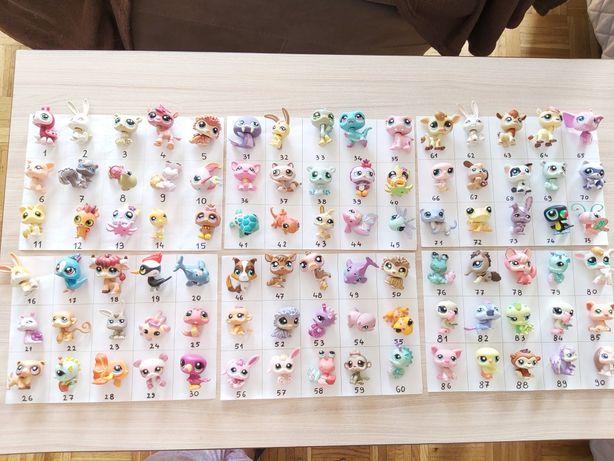 Zwierzątka Pet Shop 1- 90