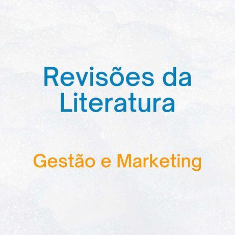 Revisões da Literatura - Gestão e Marketing