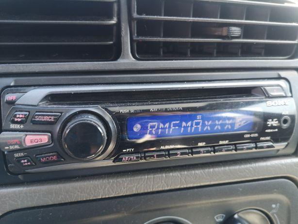 Radio samochodowe sony