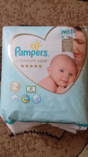 Подгузники Pampers Premium Care 1