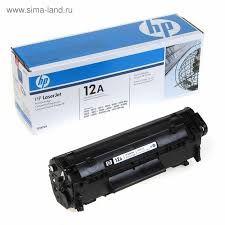 HP Q2612A, HP 12A, Canon 703, canon 2900, HP 1010, 1018, 1022