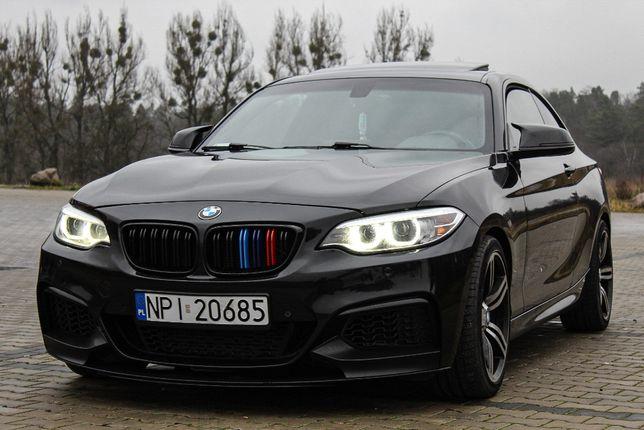 BMW M235i M2 390km 2015r Zadbana! MANUAL