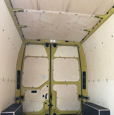 Zabudowa busa busów Jumper Boxer Ducato Master Movano L2H2 - CNC