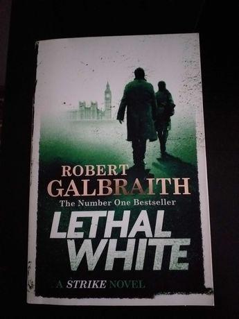 Lethal White de Robert Galbraith