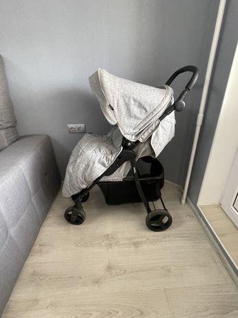Прогулочная коляска детская полный комплект 4baby rapid дитяча коляска