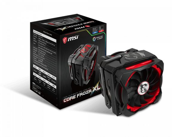 Cooler CPU - MSI Core Frozr XL
