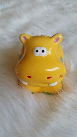 Mealheiro Hipopótamo Criança
