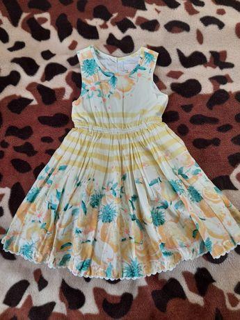 Платье Pumpkin patch  на 5 лет