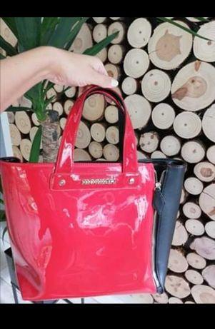 Elegancka torba, duża na teczkę A4