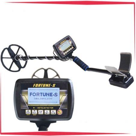 Металлоискатель Fortune S с FM трансмиттером