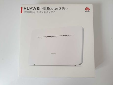 Nowy router Huawei 4g 3 pro