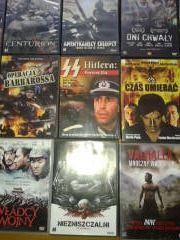 Mega zestaw filmów na DVD. Domowa kolekcja filmów 240 szt. Zapraszam!