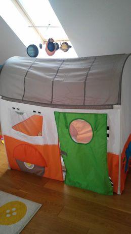 Namiot Ikea przyczepa kempingowa