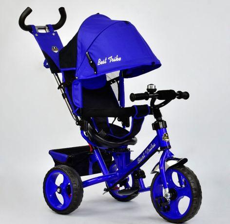 Оригинал! Детский трёхколёсный велосипед BEST TRIKE 6588 6570 5700