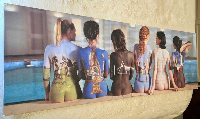 Quadro Pink Floyd